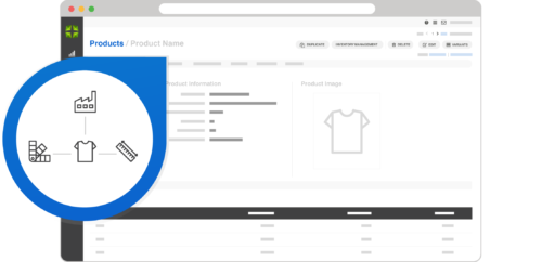 Create and manage products in Marello's product management