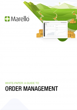 The cover of the order management whitepapers