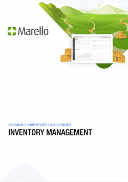 Cover of the inventory management whitepaper